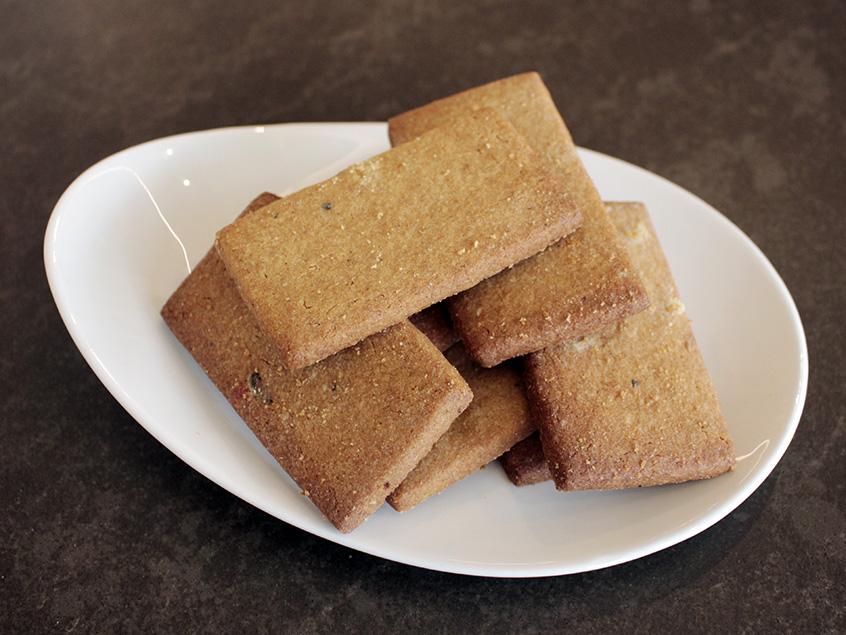 biscotti farro