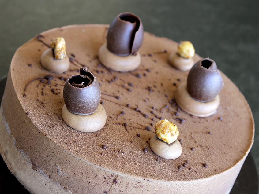 golosa al cioccolato